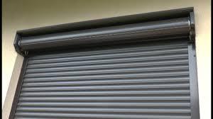 how to repair external roller blind broken hanger youtube