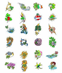 shamrock tattoos what do they mean shamrock tattoos designs