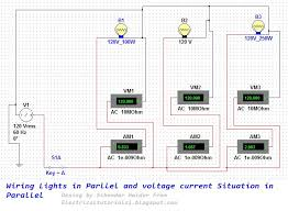 wiring lights in parallel complete guide electrical tutorials