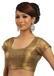 golden blouse 9rasa s blouse golden homeshop18 com