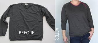 add a shoulder zip sweater refashion it u0027s always autumn