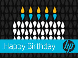 hp birthday cake e gift card hp official store