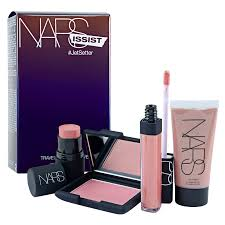 4 pcs nars face set traveler u0027s exclusive makeup kit blush