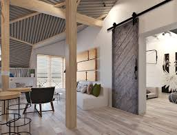 8 square meters 4 small studio apartments decorated in 4 different styles