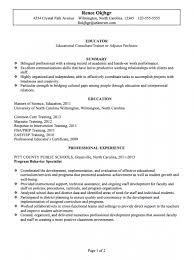 Branding Statement Resume Examples by Chronological Resume Examples U2013 Resume Examples