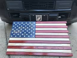 Usa Flag History Red White And Blue Stained Wood American Flag U2013 Old Glory 27 Flag