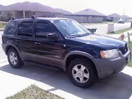 Ford Escape Black - barely startin08 2001 ford escape specs photos modification info