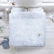 snurk goldfish duvet bedding set a unique bed linen set with