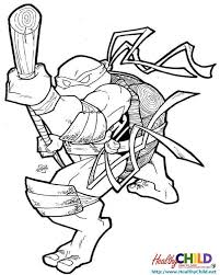 donatello ninja turtles teenage mutant ninja turtles coloring pages