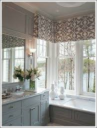 bathroom curtains for windows ideas best 25 kitchen window treatments ideas on kitchen