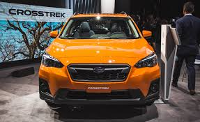 crosstrek subaru orange 2018 subaru crosstrek pictures photo gallery car and driver