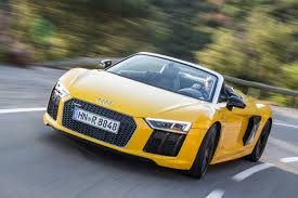 audi r8 new audi r8 spyder 2016 review auto express