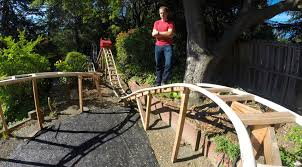 build a backyard roller coaster fun u0026 games make