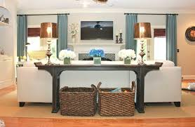Living Room Furniture Tables Sofa Table Decor In A Simple Way