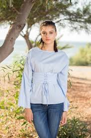 belted blouse belted blouse wear producing for the