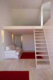Space Saving Mezzanine Bedroom Around The House Pinterest - Bedroom mezzanine