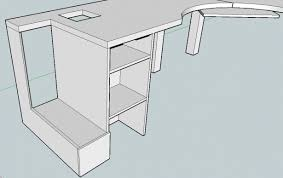 Office Desk Plans Woodworking Free by Office Home Office Desk Plans 20 Top Diy Computer Desk Plans