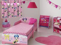 Pink Laminate Flooring Kids Room Beautiful Girls Princess Bedding Sets White Lacquered