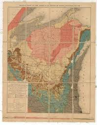Maps Of Wisconsin by Wisconsin Geological U0026 Natural History Survey Evolution Of