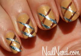 nail nerd nail art for nerds brown