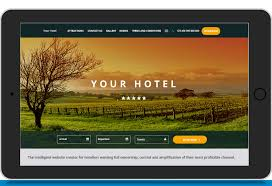 hotel website design hotel website design build your website with canvas by siteminder