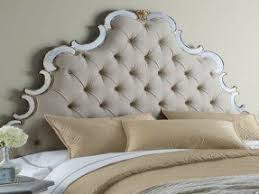tufted headboard with wood frame foter
