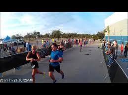 2017 thanksgiving day 5k finish