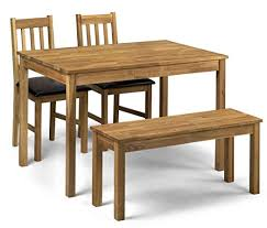 julian bowen coxmoor solid oak julian bowen coxmoor solid oak dining table with chairs and bench