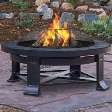 pit fires outdoor fireplaces