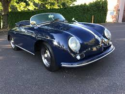 porsche speedster interior 1957 porsche 356 speedster used porsche 356 for sale in gresham