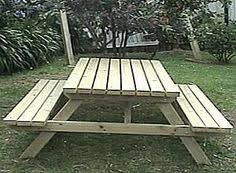 Free Large Octagon Picnic Table Plans Easy Woodworking Solutions by Ana White Build A Build A Modern Kid U0027s Picnic Table Or X