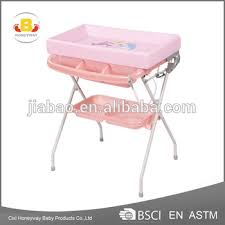 Change Table With Bath Best Price Plastic Portable Folding Selling Baby Changing