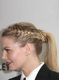parting hair when braiding a ball 50 braided hairstyles that are perfect for prom