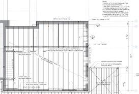 floor framing design fine homebuilding steel joist roof plan swawou