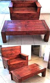 Patio Furniture Made From Wood Pallets by 113 Best Build And Sell This Images On Pinterest Pallet