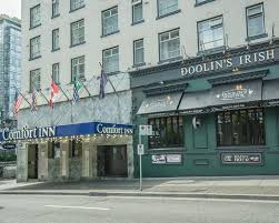Comfort Inn Downtown Vancouver Bc Vancouver Canada Hotels Comfort Inn Hotel Near The University Of