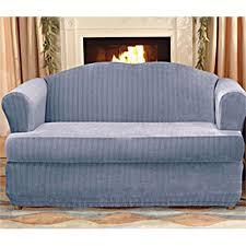 sure fit matelasse damask t cushion sofa slipcover walmart com