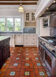 Tile Floor Designs For Kitchens by Best 25 Blue Floor Ideas On Pinterest Blue Floor Paint Attic