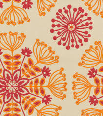 waverly home decor fabric upholstery fabric waverly kaleidoscope tiger lilyupholstery fabric