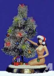 bettie playboy christmas figurine sale whittier