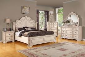 bedroom adorable creamy refurbished oak wood bedroom sets king