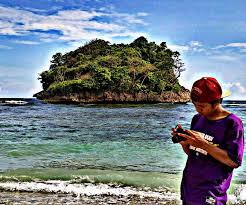 Pantai Teluk Asmoro Teluk Asmara Malang Malang Hits