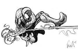 spider man sketch by pmason83 on deviantart