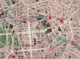Berlin Map Berlin Map By Vandam Berlin Streetsmart Map City Street Maps