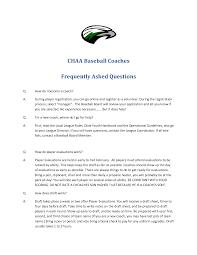 Sample Basketball Coach Resume by Resume Coaching Resume Samples