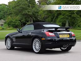 used 2005 chrysler crossfire v6 srt 6 for sale in nottinghamshire