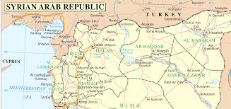 Azaz Syria Via Google Maps by Aleppo The Decisive Battle 36 Min Video The Real Syrian