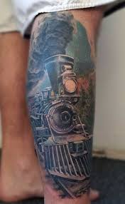 36 best train tattoos images on pinterest drawings full sleeve