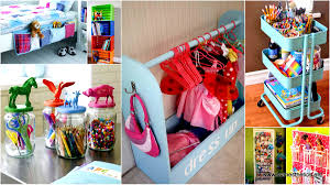 28 smart tips tricks and hacks to organize your child u0027s room