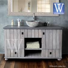 Bathroom Vanities Oak Bathroom Furniture Teak Oak And Mahogany Vanities Within Designs